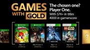 Games With Gold hry na máj ohlásené