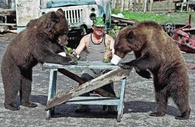Pozdravy z planéty Rusko