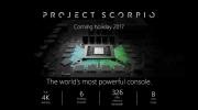Microsoft predstavuje konfiguráciu Xbox Scorpio konzoly