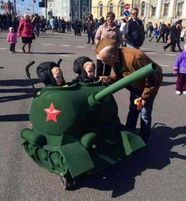 Ďalšie pozdravy z planéty Rusko