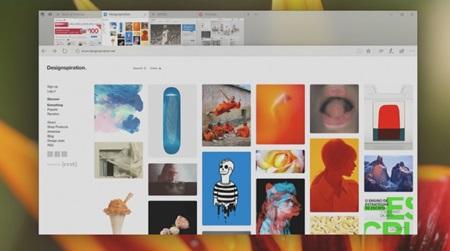 Ukážky z Fluent design skinu, ktorý príde do Windows 10 v jesennom update