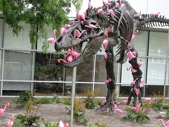 Prečo skončili dinosauri?