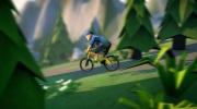 Cyklistická hra Lonely Mountains: Downhill žiada o vašu podporu na Steam Greenlight