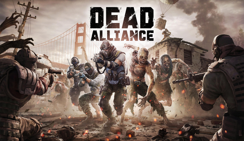 Multiplayerová zombie strieľačka Dead Alliance pozýva do akcie