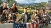 Far Cry 5 ponúka zábery a detaily postáv