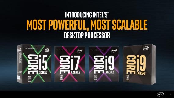 Benchmarky nových i9 a i7 Skylake-X a Haswell-X procesorov