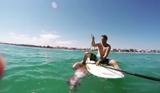 Keď vám chobotnica povie, že tento surf je jej