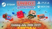 Unbox: Newbie's Adventure budúci mesiac doskáče na konzoly
