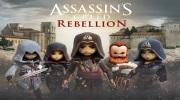 Assassin's Creed Rebellion predstavené, bude to strategická RPG, príde na mobily