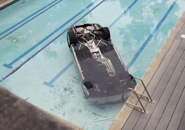 Som žene povedal, že treba umyť auto