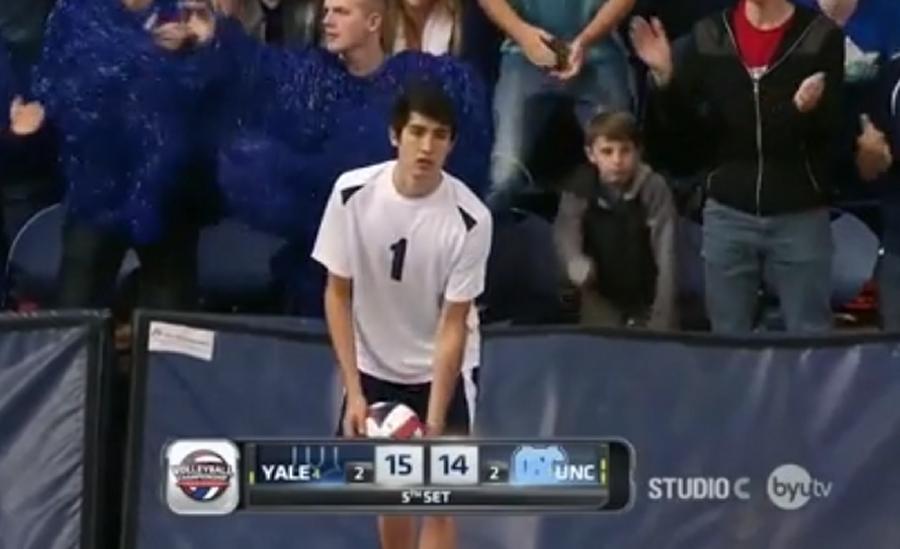 Legendárny volejbalista