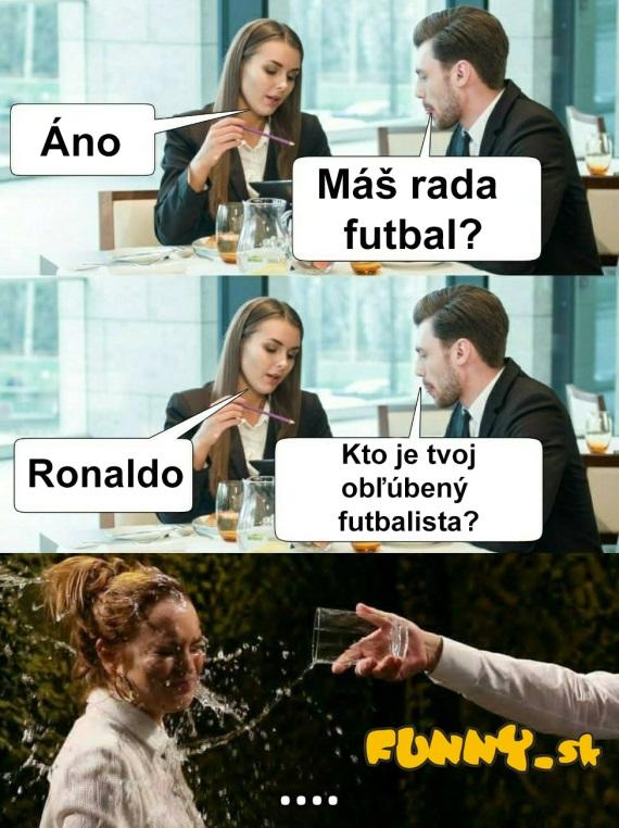 Obľúbený futbalista...