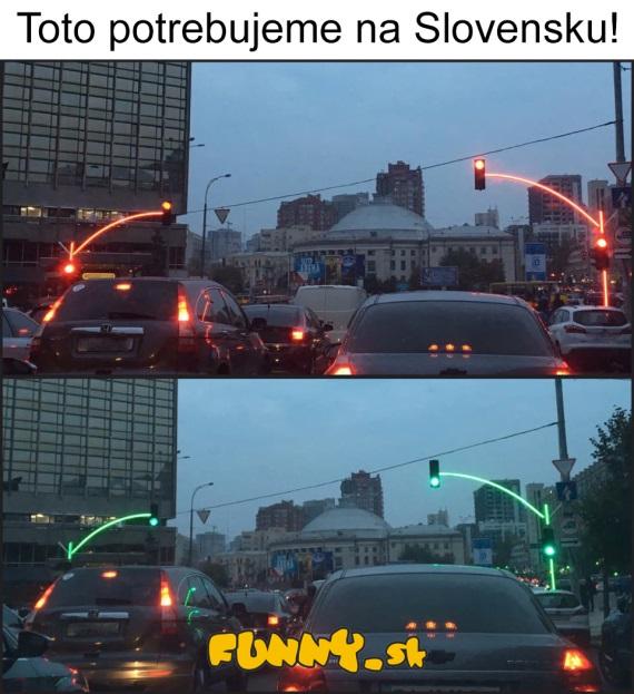 Dokonalé semafory