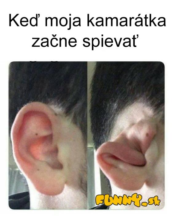 Kamarátkin spev