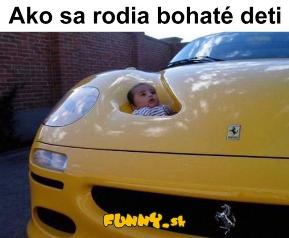 Bohaté deti