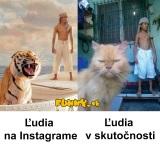 Never všetkému na Instagrame