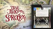 Steve Jackson's Sorcery part 1, 2, 3