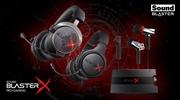Creative Sound BlasterX P5, H3, G5