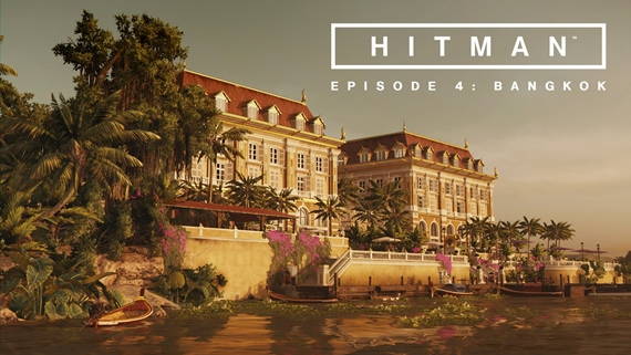 Hitman EP 4 - Bangkok + Bonus EP