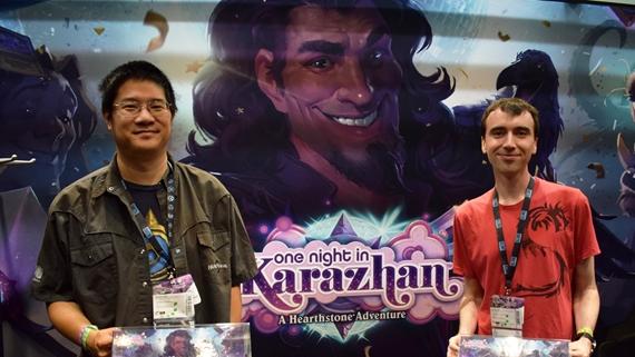 Interview: Blizzard o Hearthstone