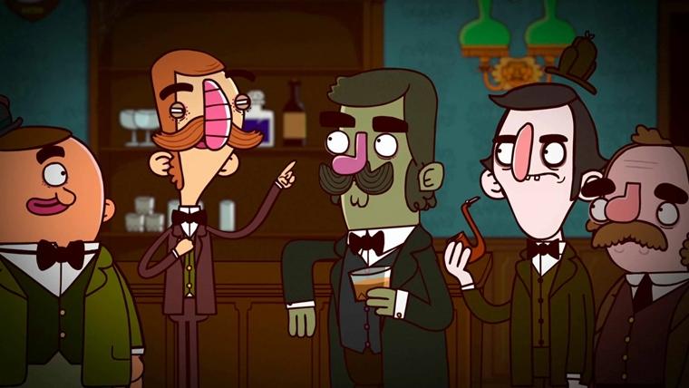 Bertram Fiddle: A Bleaker Predicklement
