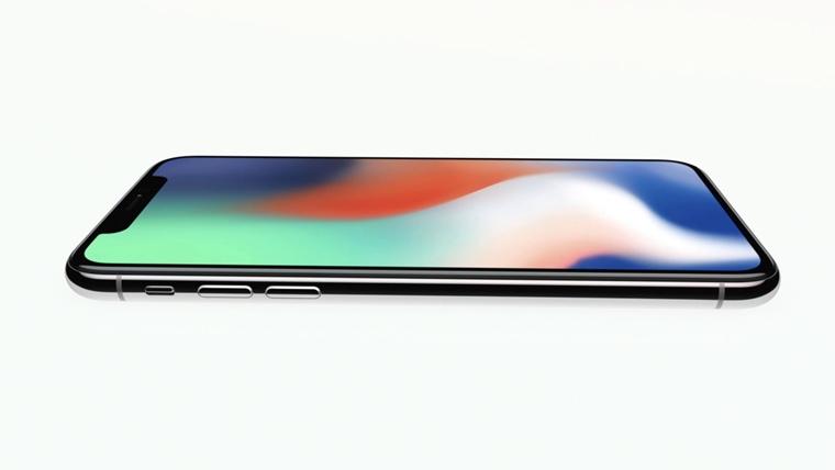 iPhone X - test
