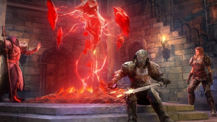 Lords of the Fallen - mobilná verzia