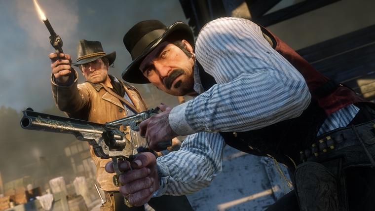 Red Dead Redemption 2  - PC verzia