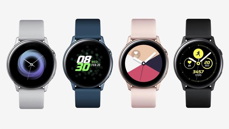 Samsung Galaxy Watch Active - jednoduchšie, ale zaujímavé hodinky