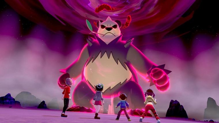 Pokémon Sword a Pokémon Shield