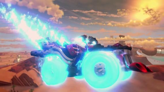 Skylanders SuperChargers - E3 2015 Trailer