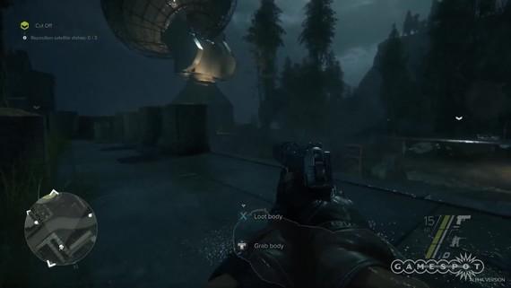 Sniper Ghost Warrior 3  - Satellite Infiltration