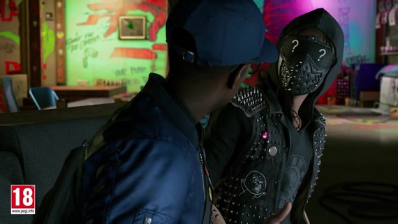Watch Dogs 2 - live action trailer
