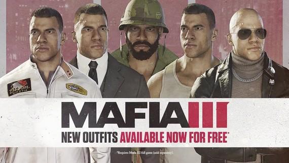 Mafia 3 dostáva obleky zadarmo