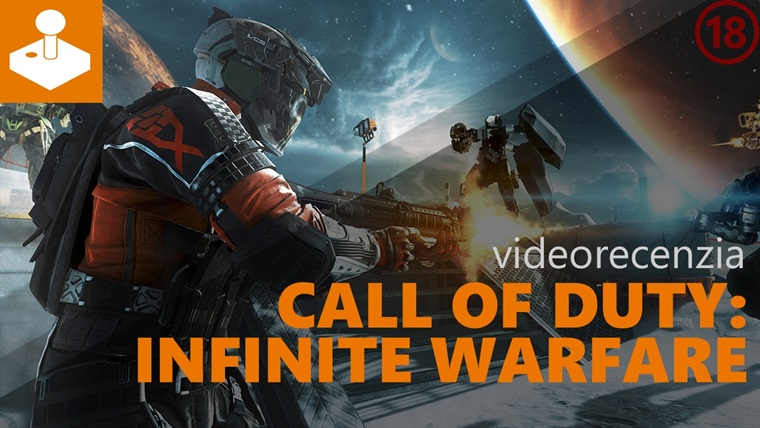 Call of Duty: Infinity Warfare - videorecenzia