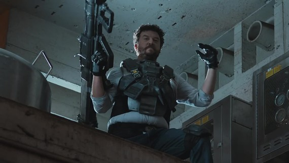 Call of Duty: Infinite Warfare  - Teammate Talk with Danny McBride