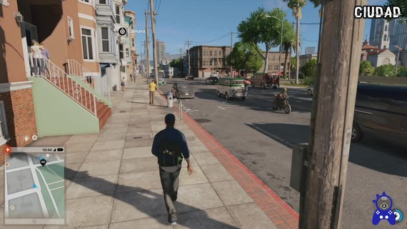 Watch Dogs 2 vs GTA V