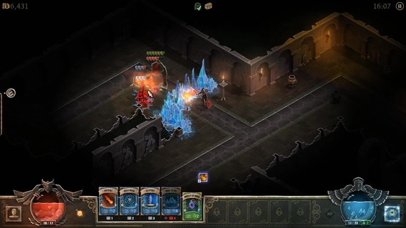 Book of Demons - Mage Gameplay Preview