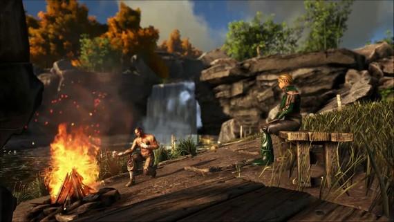 Ark Survival Evolve - Christmas update