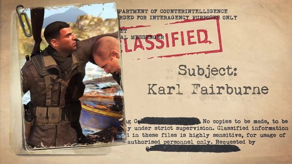 Sniper Elite 4 - Karl Fairburne - trailer