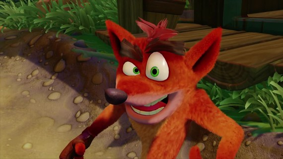 Crash Bandicoot: N. Sane Trilogy - The Comeback Trailer