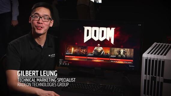 Vega GPU - Doom