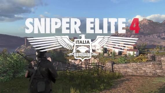 Sniper Elite - 101 trailer