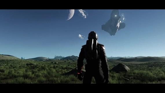 Dual Universe - Pre-alpha trailer