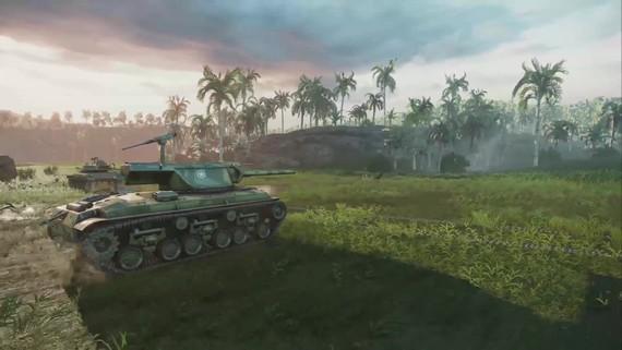 World of Tanks - War Stories: Kennedy's War