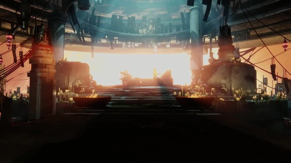 Destiny 2  - Curse of Osiris trailer