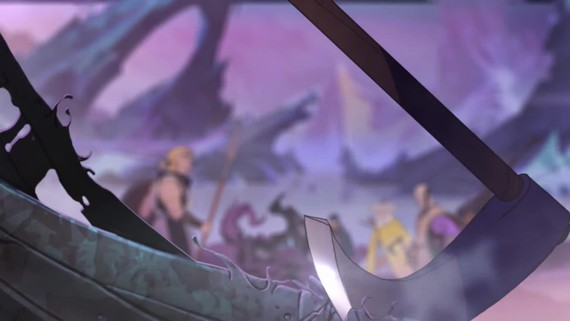 Banner Saga 3 - Art Reveal