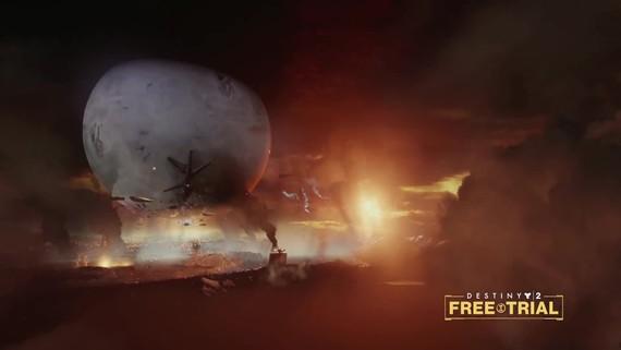 Destiny 2 trial verzia