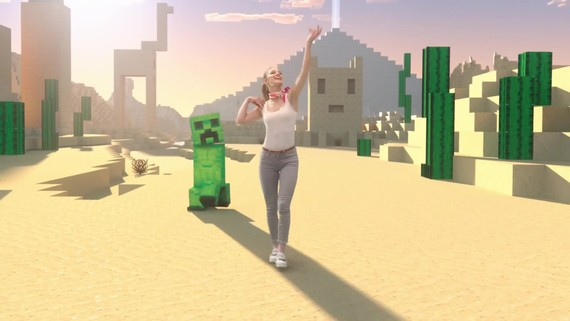 Minecraft Super Duper - Musical  trailer
