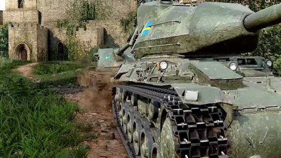 World of Tanks Console - Swedish Line Arrives